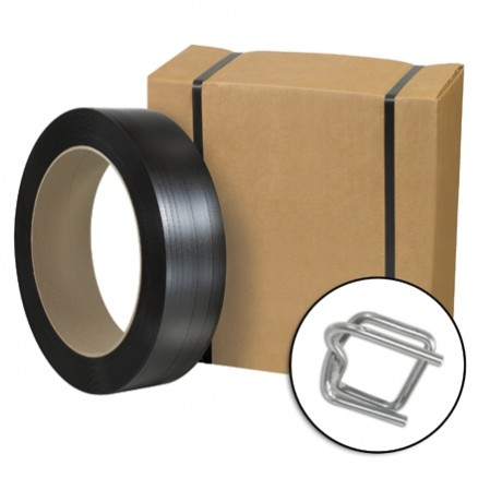 Jumbo General Purpose Polypropylene Strapping Kit
