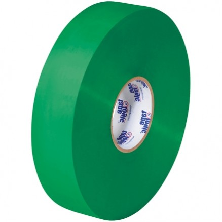 "Green Machine Carton Sealing Tape, Economy, 2"" x 1000 yds., 1.9 Mil Thick"