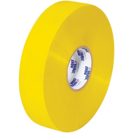 "Yellow Machine Carton Sealing Tape, Economy, 2"" x 1000 yds., 1.9 Mil Thick"