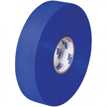 "Blue Machine Carton Sealing Tape, Economy, 2"" x 1000 yds., 1.9 Mil Thick"