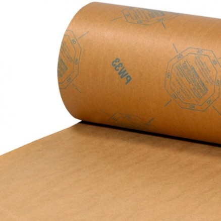 Waxed VCI Paper Roll, 36""