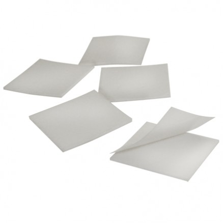 """Removable Double Sided Foam Squares, 1/32"""" Thick - 1 x1"""""""