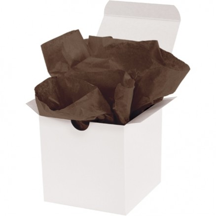 Brown Tissue Paper Sheets, 20 X 30""