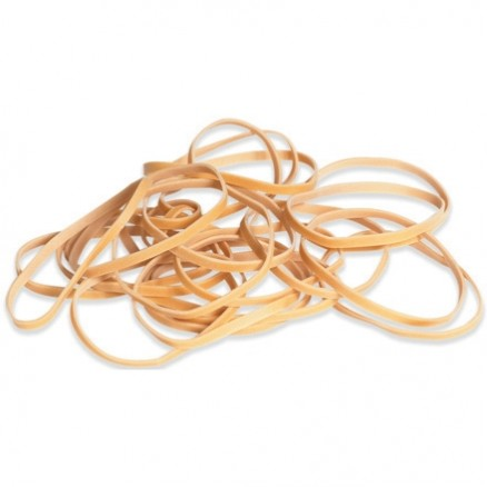 #33 Rubber Bands - 1/8 x 3 1/2""