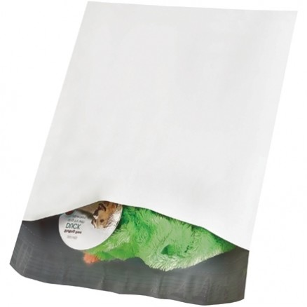 "Poly Mailers With Tear Strip, 9 x 12"""