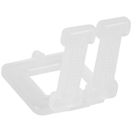 Plastic Buckles for Poly Strapping, 1/2""