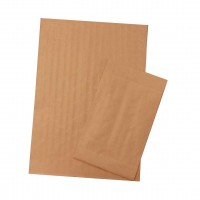 "Eco-Friendly Mailer Bags, Reinforced, 8 1/2 x 3 1/4 x 14 1/2"", Gusseted"