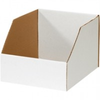 "10 x 12 x 8"" Large Corrugated Bins"