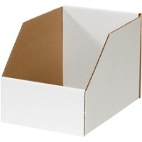 "8 x 12 x 8"" Large Corrugated Bins"