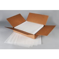 Pizza Liners, Grease Proof Quilon Paper, 14 x 14""