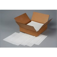 Pizza Liners, Grease Proof Quilon Paper, 9 x 9""