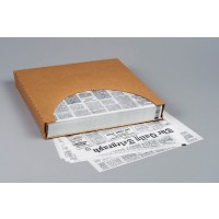 Dry Waxed Food Sheets, Newsprint, 12 x 12""
