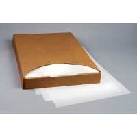 Natural Kraft Pan Liners, Chromium Free Paper, 24 3/8 x 16 3/8""