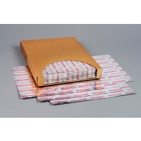 """Foil Sheets, Printed - Red, 10 1/2 x 14"""""""