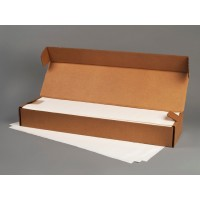Steak Paper Sheets, White, 30 x 8""