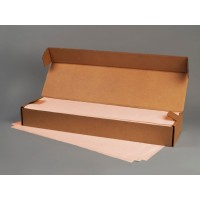 Steak Paper Sheets, Peach, 30 x 10""
