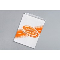 """Foil In Delicious Bags, 6 x 2 x 8"""""""