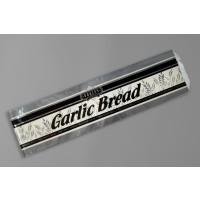 "Foil Garlic Bread Bags, 5 1/4 x 3 x 20"""