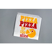 Double Opening Pizza Bags, 7 x 6 1/2""