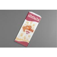 """White Alaska Size Popcorn Bags, 6 x 3/4 x 14"""""""
