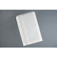 White Bread Bags, 9 1/4 x 2 1/4 x 14""
