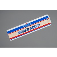 White French Bread Bags, 5 1/4 x 3 1/4 x 22""