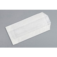 """Gusseted Glassine Bags, 3 x 1 5/8 x 6 1/2"""""""
