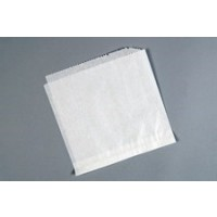Grease Resistant Double Opening Sandwich Bags, 7 x 6 1/2""