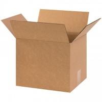 "Corrugated Boxes, 11 x 9 x 9"", Kraft"