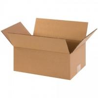 "Corrugated Boxes, 11 x 8 x 5"", Kraft"