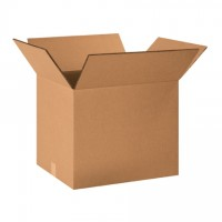 """Double Wall Corrugated Boxes, 20 x 16 x 16"""", 48 ECT"""