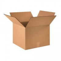"""Double Wall Corrugated Boxes, 16 x 16 x 12"""", 48 ECT"""