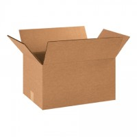 """Double Wall Corrugated Boxes, 16 x 12 x 10"""", 48 ECT"""