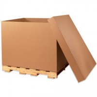 "Triple Wall Corrugated Boxes, 40 x 30 x 30"", 90 ECT"