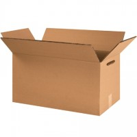 """Double Wall Boxes with Hand Holes, 24 x 12 x 12"""""""