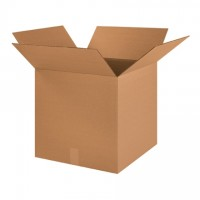 "Corrugated Boxes, 18 x 18 x 18"", Heavy Duty, Cube"