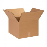 """Double Wall Corrugated Boxes, 14 x 14 x 10"""", 48 ECT"""