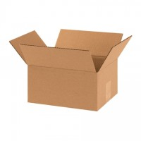 "Corrugated Boxes, 10 x 8 x 5"", Kraft"