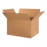 """Corrugated Boxes, Multi-Depth, 24 x 18 x 18"""""""
