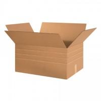 """Corrugated Boxes, Multi-Depth, 24 x 18 x 12"""""""