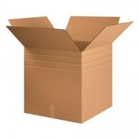 """Corrugated Boxes, Multi-Depth, 22 x 22 x 22"""""""