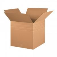 """Corrugated Boxes, Multi-Depth, 20 x 20 x 20"""""""