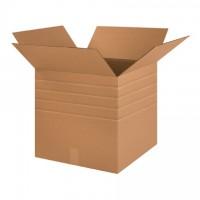 """Corrugated Boxes, Multi-Depth, 18 x 18 x 18"""""""