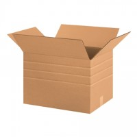 """Corrugated Boxes, Multi-Depth, 20 x 12 x 12"""""""