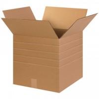 """Corrugated Boxes, Multi-Depth, 15 x 15 x 15"""""""