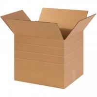 """Corrugated Boxes, Multi-Depth, 14 x 12 x 12"""""""