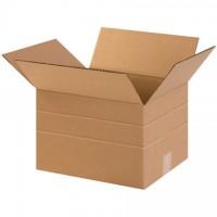 """Corrugated Boxes, Multi-Depth, 12 x 10 x 8"""""""