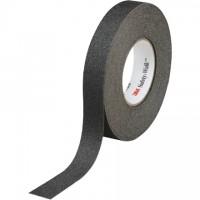 "Black 3M 610 Safety-Walk™ Tape, 1"" X 60'"