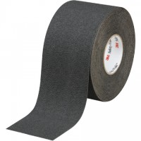 "Black 3M 310 Safety-Walk™ Tape, 4"" X 60'"
