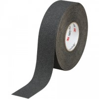 "Black 3M 310 Safety-Walk™ Tape, 2"" x 60'"